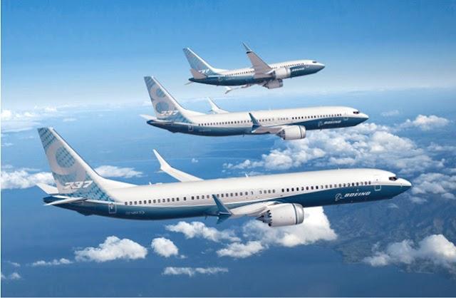 Boeing Disebut Menyembunyikan Anomali Pada Sistem Pesawat B737 MAX 8 PK-LQP
