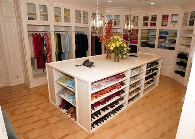 Amazing Modern Walk In Closet G Nderen Sonsuz Dekorasyon Zaman Cuma Nisan 13 2012