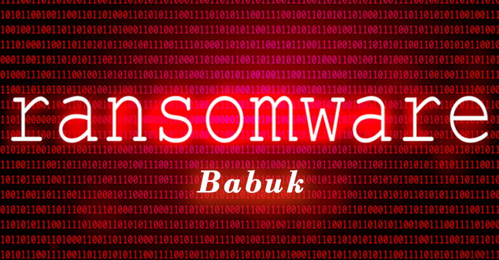 Babuk Locker Emerges as New Enterprise Ransomware of 2021