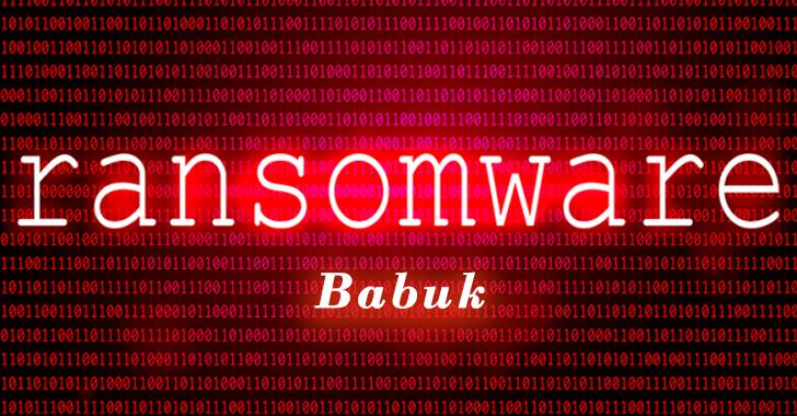 Babuk Locker Emerges as New Enterprise Ransomware of 2021
