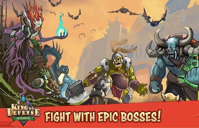 King Of Defense: Battle Frontier