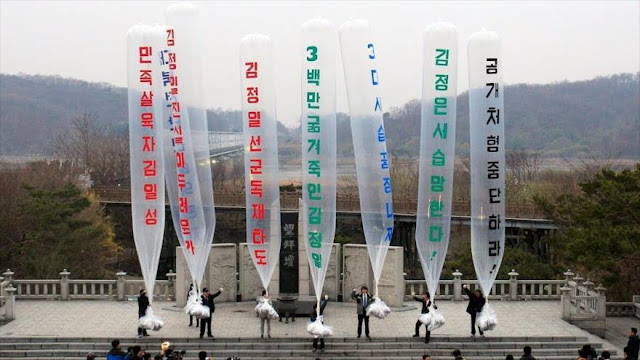 Corea del Norte amenaza al Sur con represalias