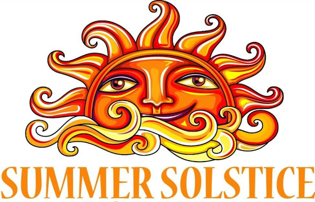 Hello, Summer Solstice!