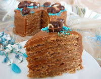 "Торта ""Гараш"" / Cake Garash"