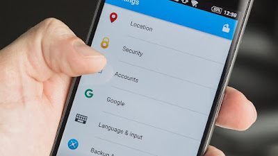 Reset your Google account on your phone