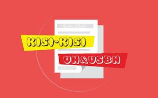Download Kisi-Kisi UN Dan USBN Tahun 2020 Mapel Bahasa Inggris Jenjang SMP Atau MTs