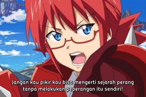 Denpa Kyoushi (TV) Episode 09 Subtitle Indonesia