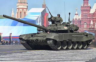 Govt. Cleared Proposal to Procure T-90 Tanks from Russia