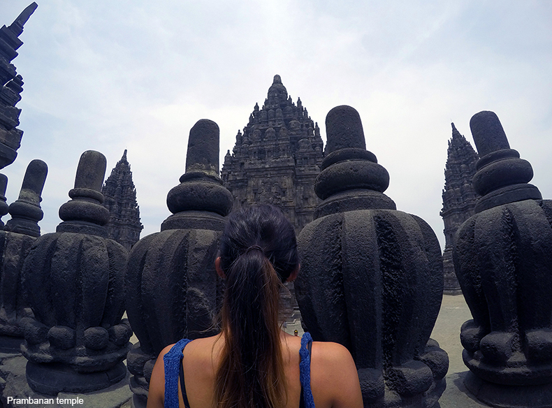 Euriental | fashion & luxury travel | 2 Days in Central Java, Prambanan temple