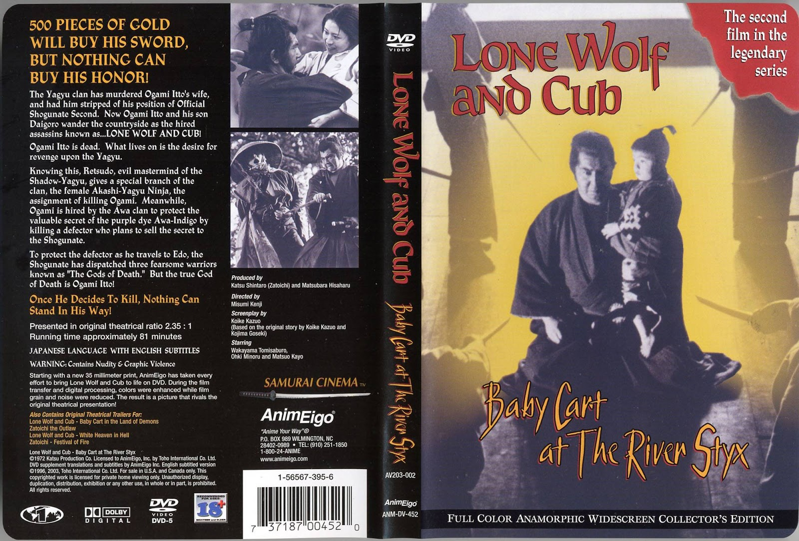 Francine Rivers Libros En Español Pdf Lone Wolf And Cub Vol 2 Baby Cart At The River Styx 1972