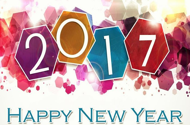 Happy New Year 2017 HD Wallpaper 57