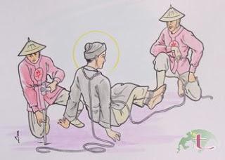 VHTK Thánh Phêrô Nguyễn Khắc Tự, Thầy giảng,ngày 10.07