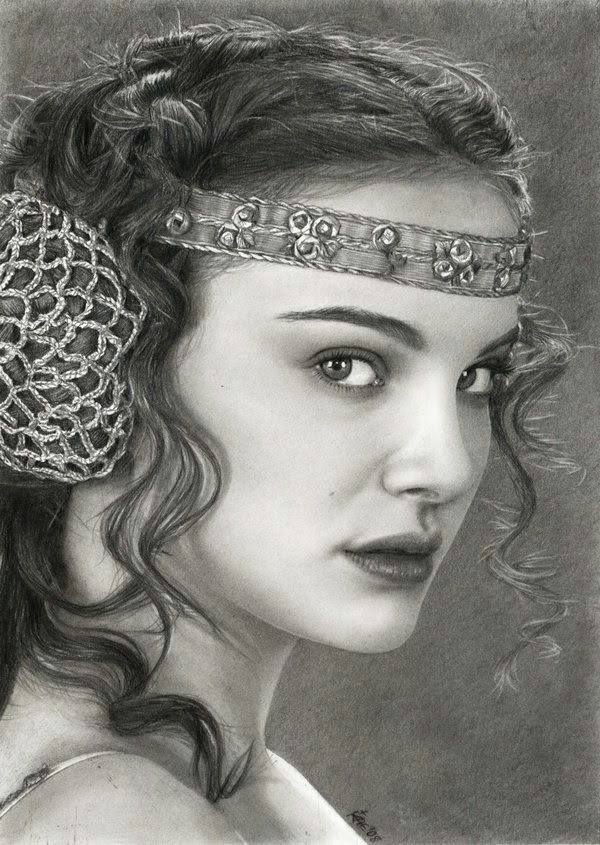 12-Natalie-Portman-Kanisa-A-Lilith-Drawings-of-Actors-&-Celebrities-www-designstack-co