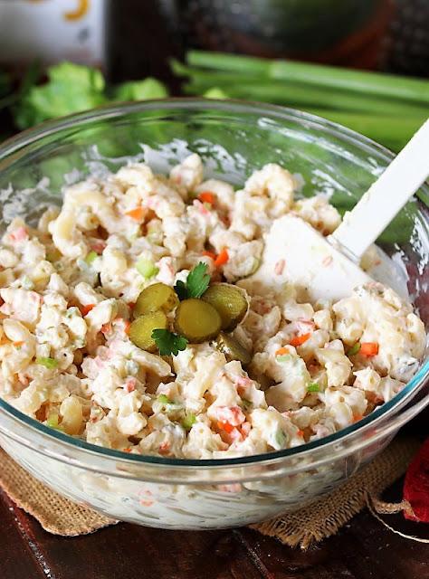 Copycat KFC Macaroni Salad Image