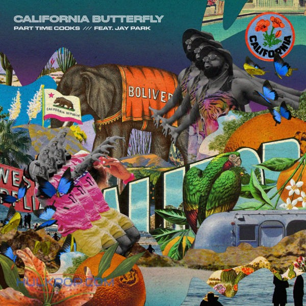 Part Time Cooks – California Butterfly (feat. Jay Park) – Single (ITUNES MATCH AAC M4A)