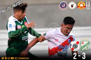 Nacional Potosí 2 - Oriente Petrolero 3 - DaleOoo