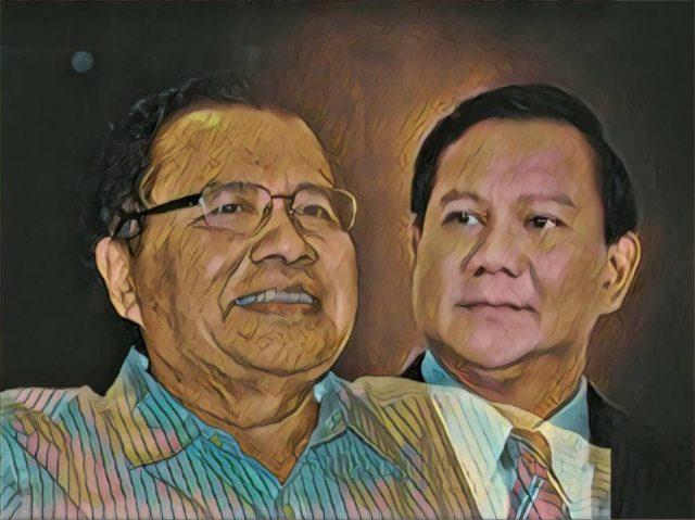 Kalahkan Jokowi, Kubu Prabowo Cukup Usung Rizal Ramli