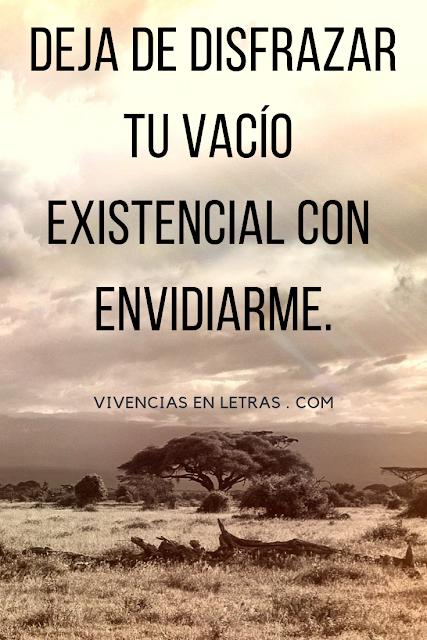 vacíos existenciales