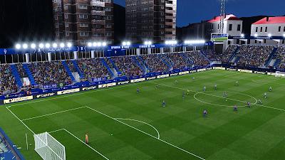 PES 2020 Stadiums Municipal de Ipurua
