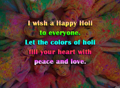 Best Holi Status Wishes