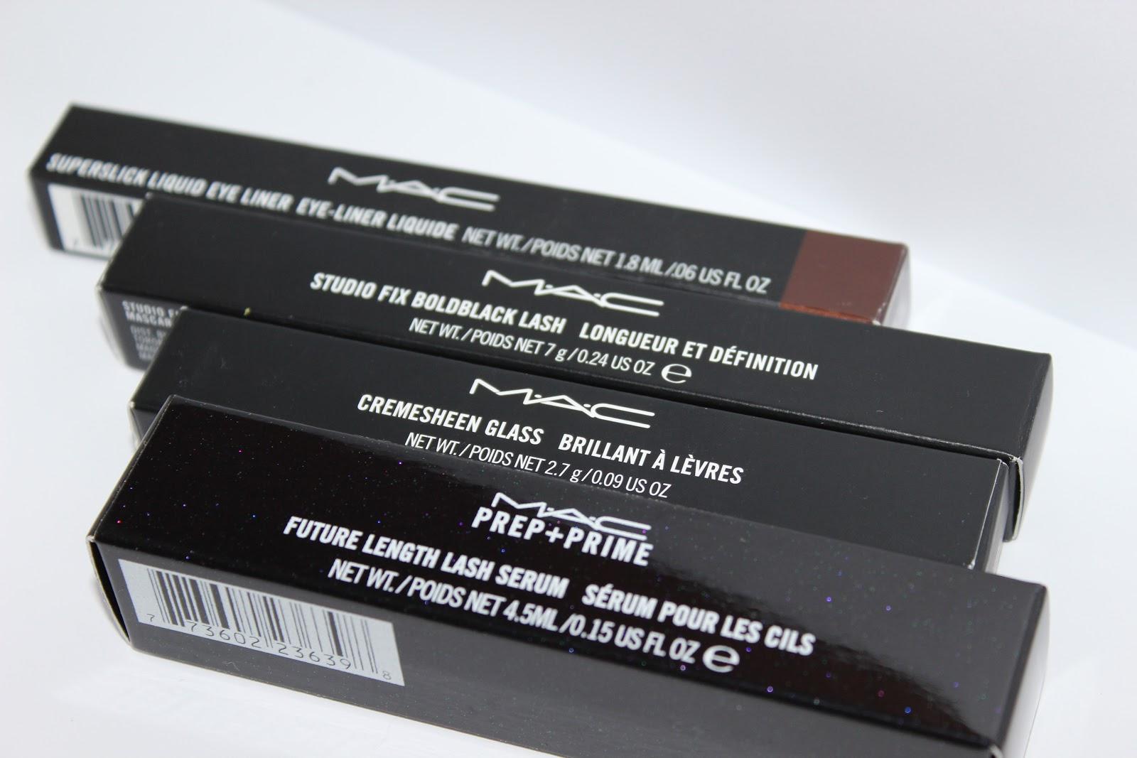 79247061d46 MAC Prep+Primer - Future Length Lash Serum. How to enter: