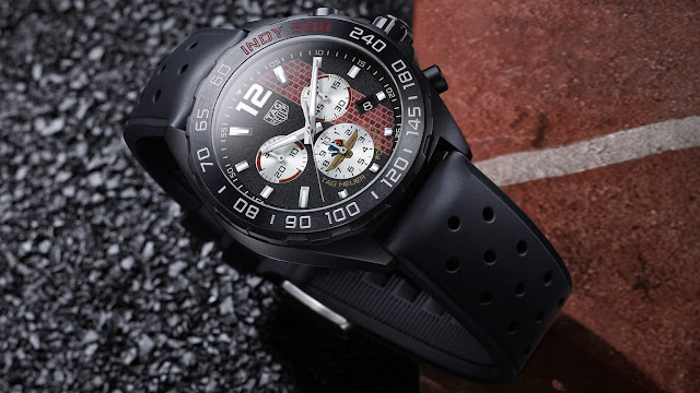 TAG Heuer Formula 1 Indy 500 2020 Special Edition replica