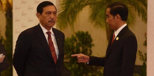 Tinggalkan Luhut, Masih Ada PDIP dan Gerindra Untukmu