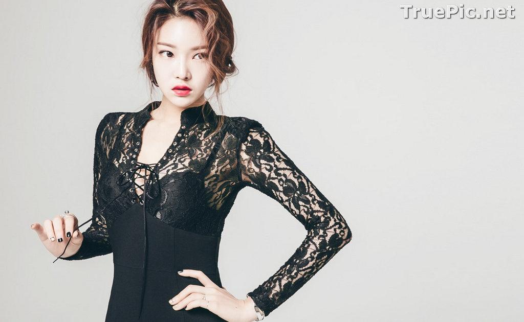 Image Korean Beautiful Model – Park Jung Yoon – Fashion Photography #11 - TruePic.net - Picture-58