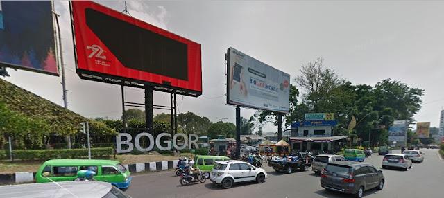 Terminal Barangnangsiang Bogor