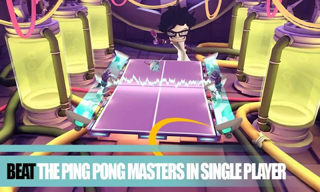 Power Ping Pong APK MOD Unlimited Money