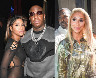 Toni Braxton and Birdman's nuptials