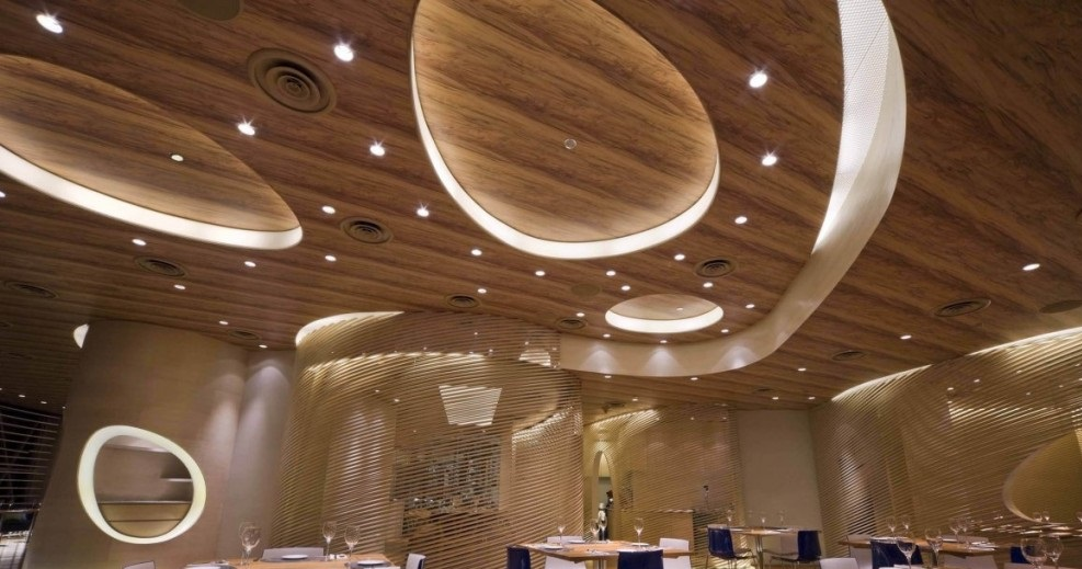Decoration Plafond Gypse Italien Idee Deco