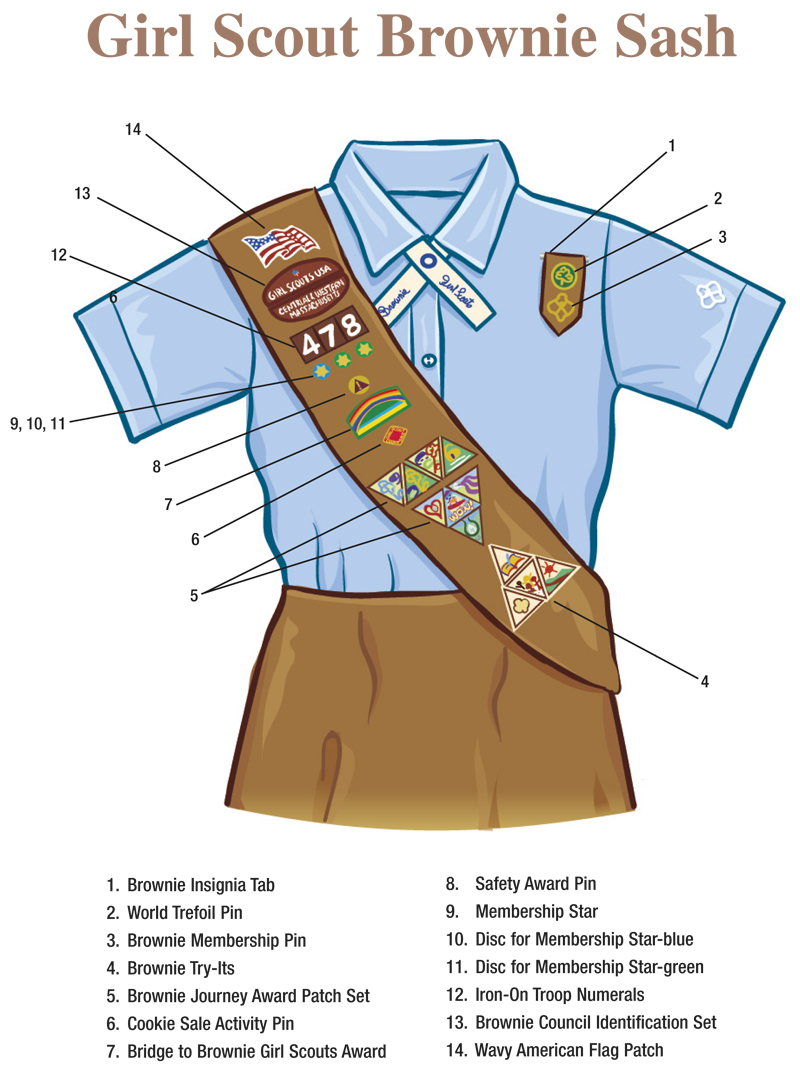 Pin by Katie McCarty Brown on Girl Scouts | Pinterest