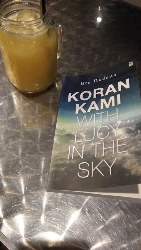 Mengenang Gairah Wartawan Media Cetak Lewat 'Koran Kami with Lucy in The Sky'