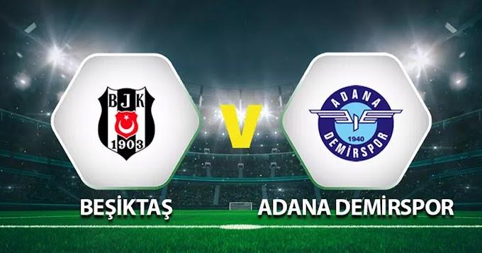 CANLI MAÇ  / Beşiktaş Adanaspor Maçı canlı maç izle / BJk Adanaspor Taraftarium24