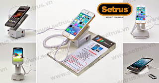Setrus chuyên cung chân đế chống trộm điện thoại