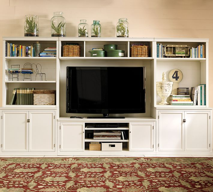 *The Thrifty Home: Refinished And Rebuilt Entertainment Center