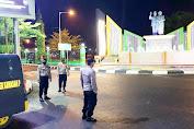 Antisipasi Terjadinya Gangguan Kamtibmas, Polsek KPN Gelar PMK di Pusat Kota Parepare