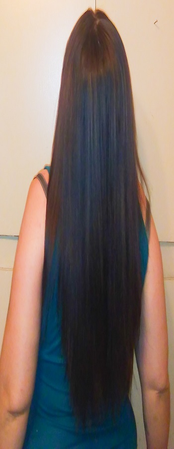 HOW TO GET LONG HEALTHY HAIR NATURALLY