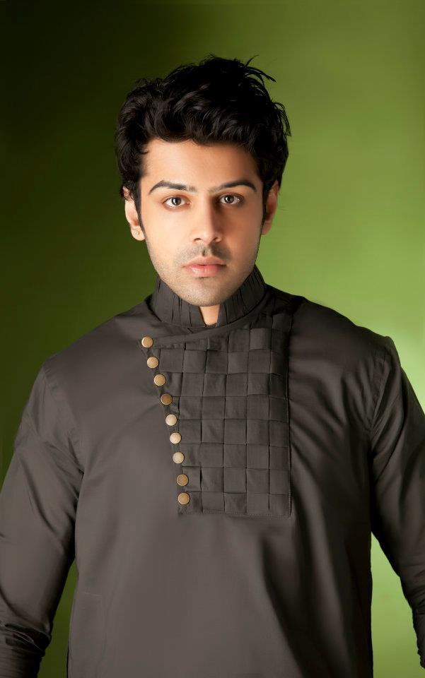 New Fashion Styles: Pakistani Men In Salwar Kameez 2013