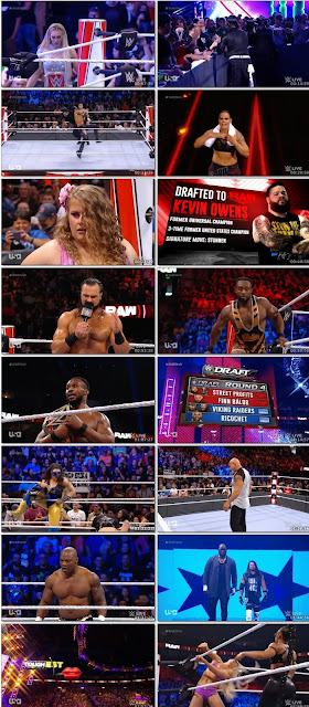 Download WWE Monday Night Raw 4th October 2021 720p HDTV    MoviesBaba 1