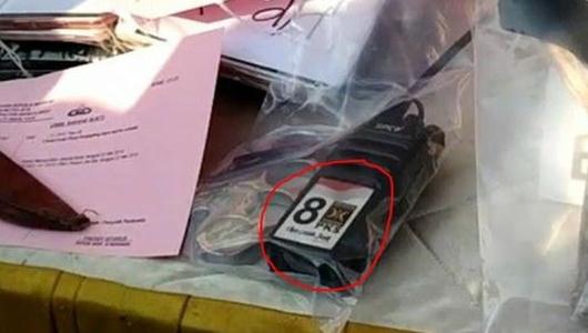 Polisi Dalami Penemuan Logo PKS di HT Yang Disita dari Perusuh Petamburan