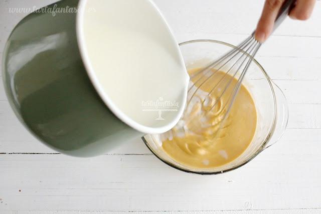 Receta crema pastelera