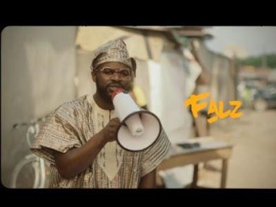 DOWNLOAD VIDEO: Falz - Loving