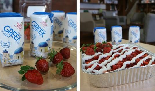 #iLotteHangOut : Cooking Class Bersama iLotte Online Mall dan Heavenly Blush Yogurt