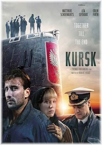 Kursk 2019 English HDRip 350MB Poster