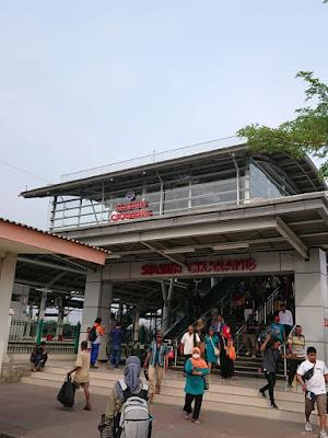Stasiun Cikarang Baru