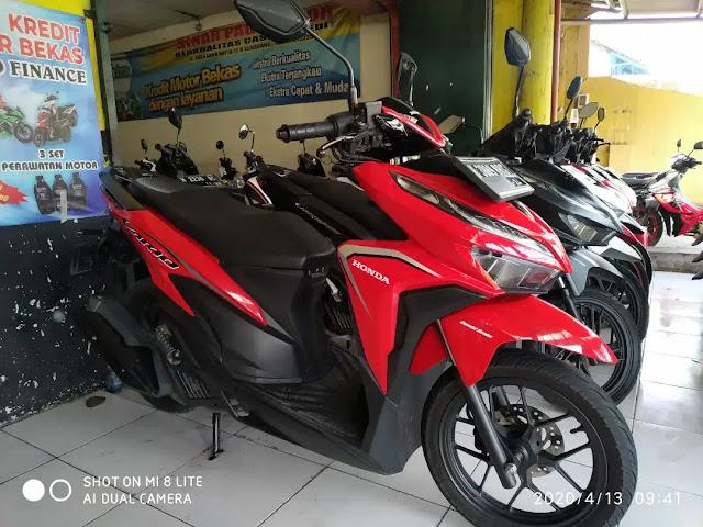 Harga Honda Vario 125 Terbaru di Showroom Motor Bekas di Semarang