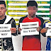 Menores son detenidos tras asaltar a un adolescente