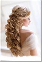 Brautfrisuren für lange Haare 2016